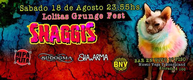 Lolitas Grunge Fest Vol.1