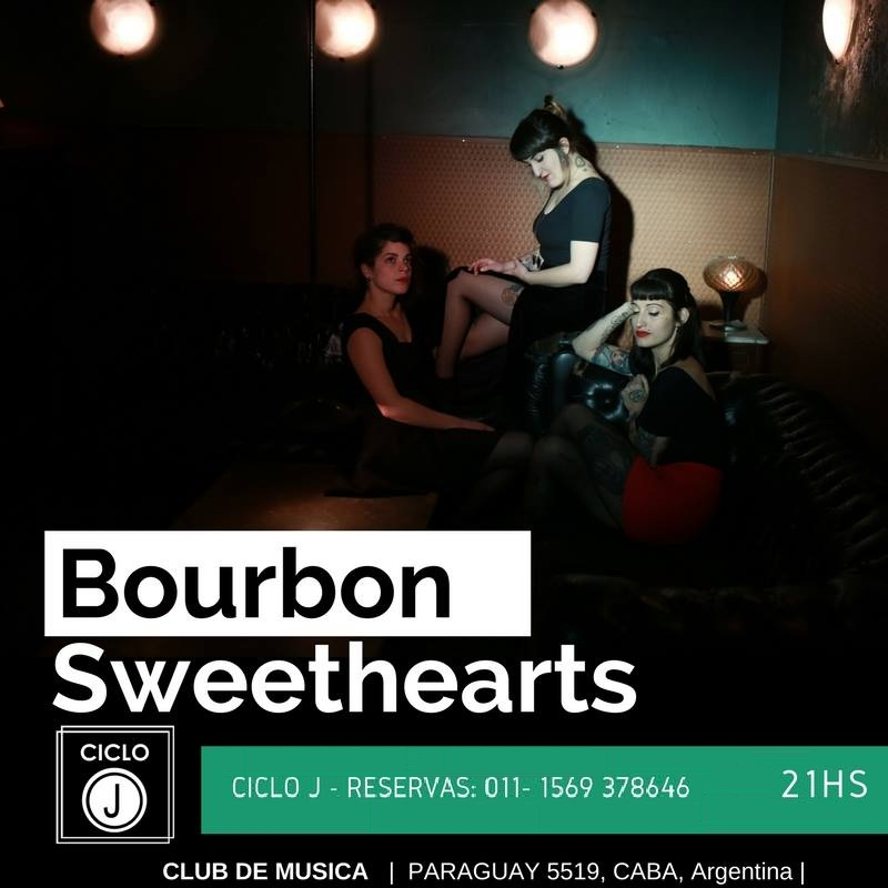 Bourbon Sweethearts