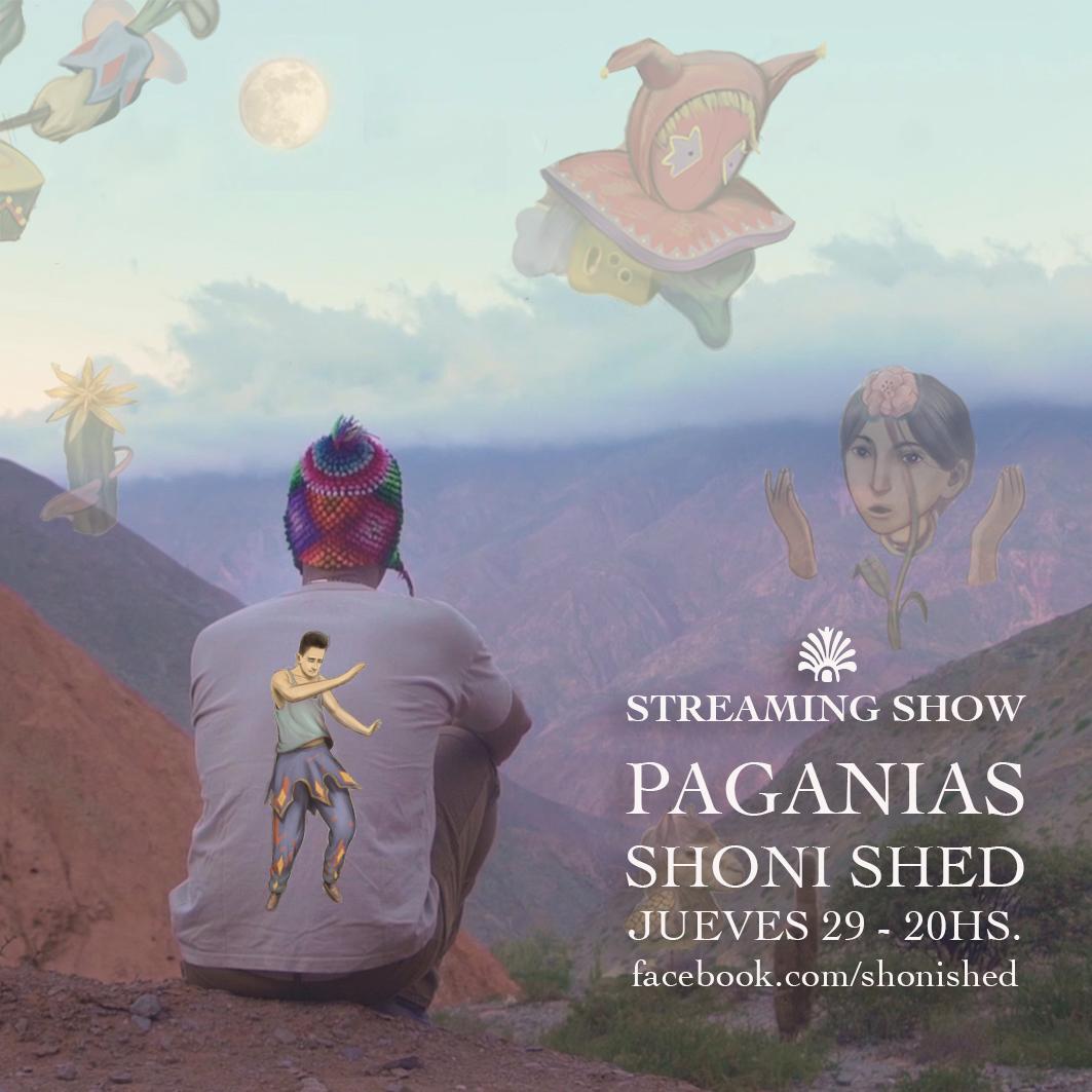 SHONI SHED llega con su primer Streaming Show