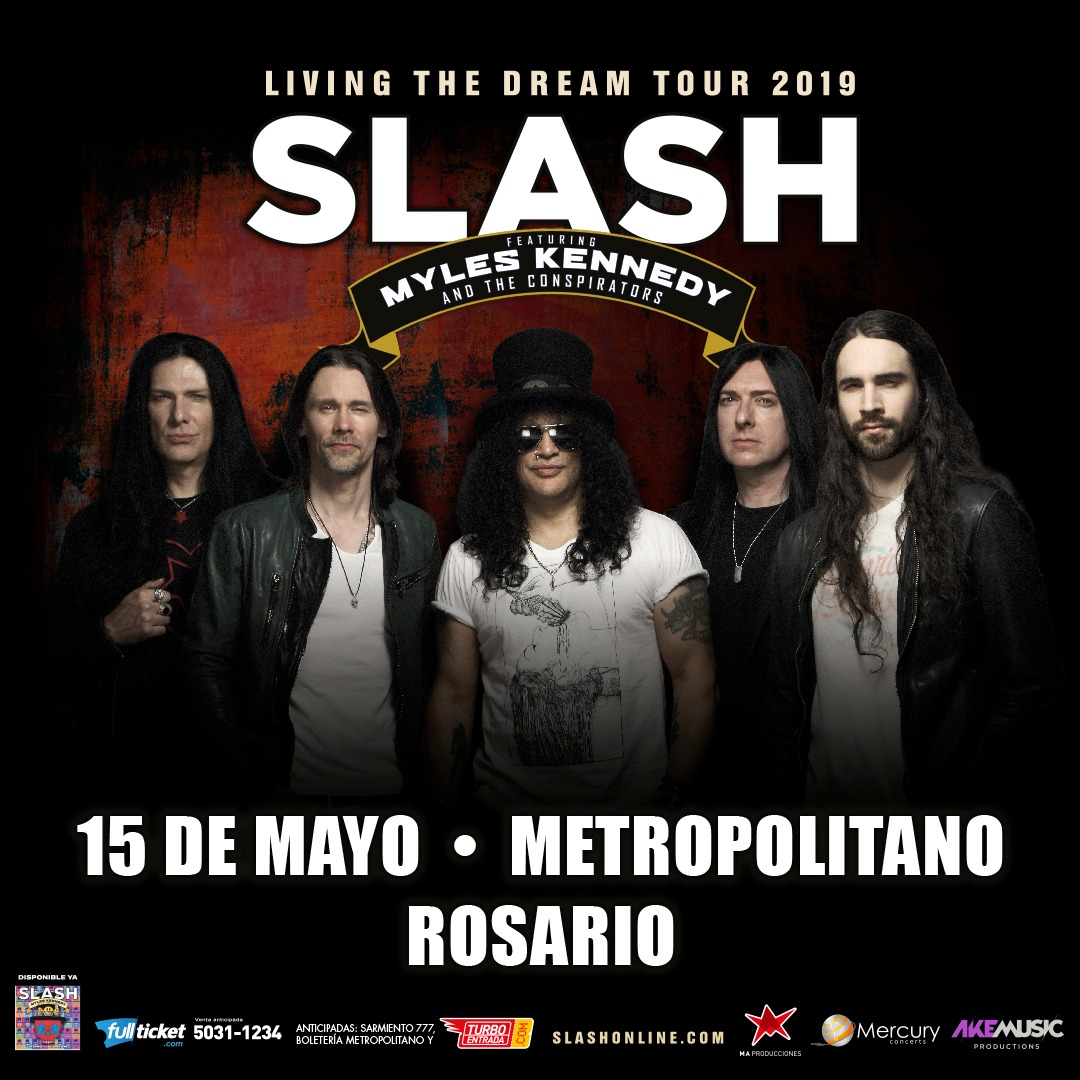 Slash en Rosario