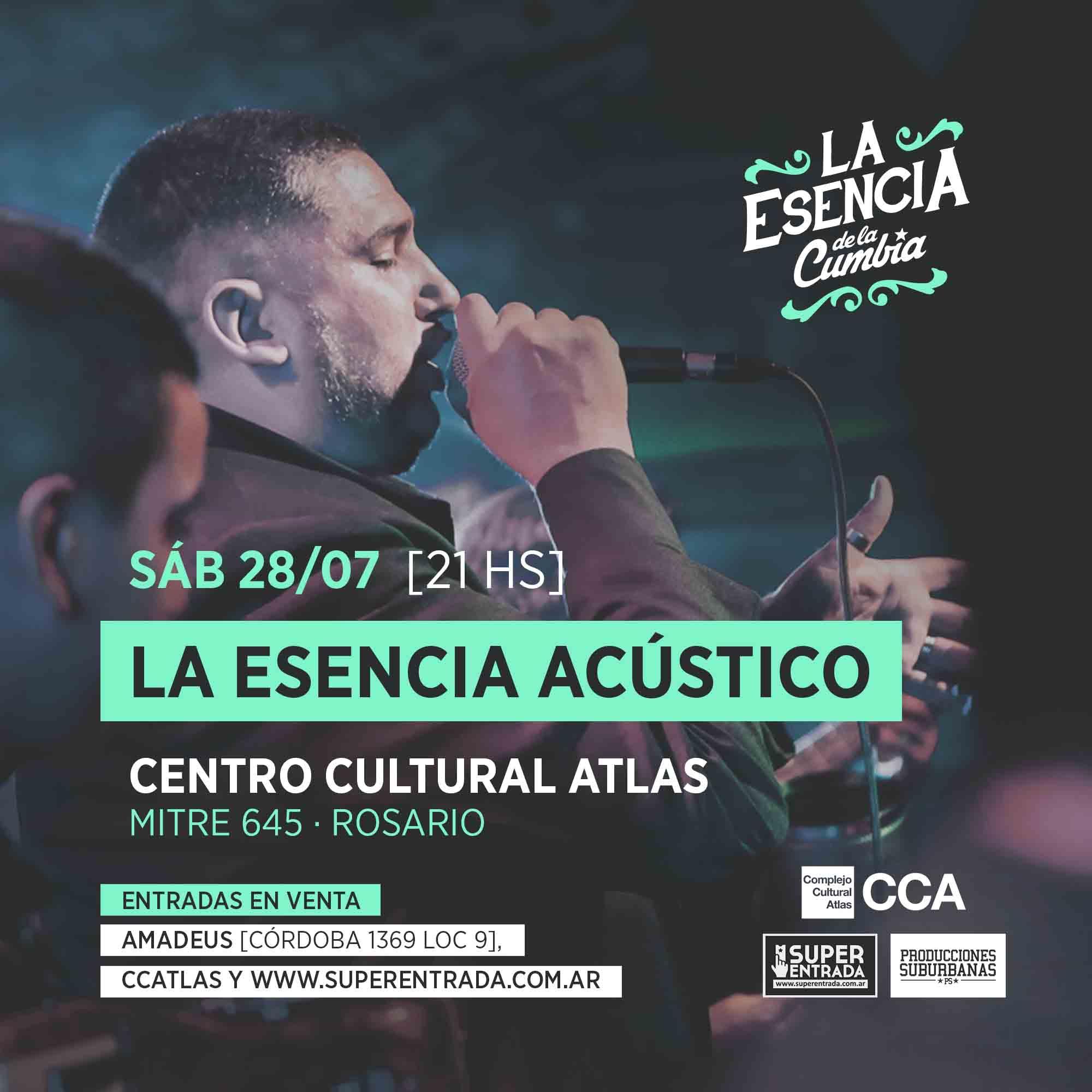 LA ESENCIA de la Cumbia presenta su edición Acústico Deluxe