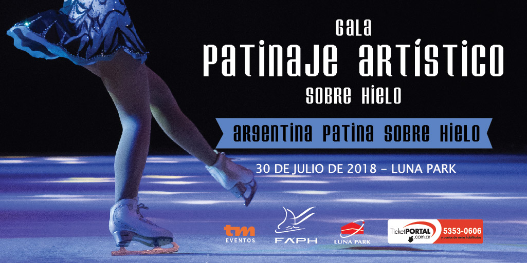 Gala Patinaje Artístico sobre hielo