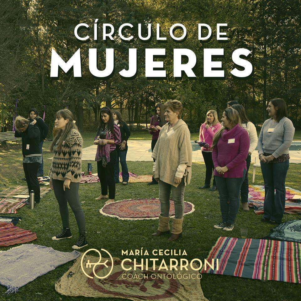 CÍRCULO DE MUJERES por Cecilia Chitarroni