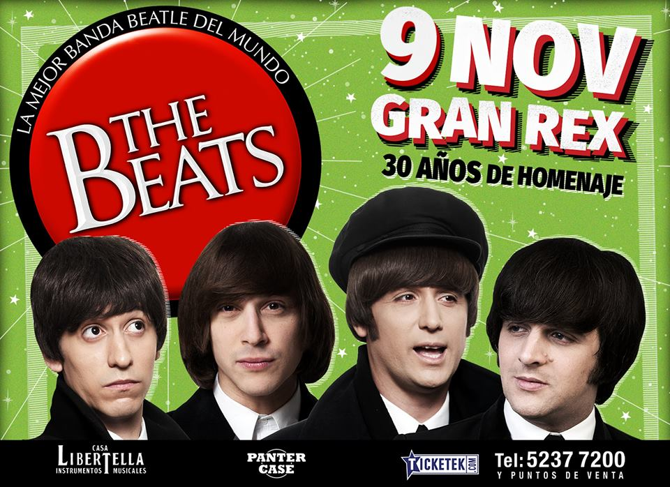 The Beats en el Gran Rex