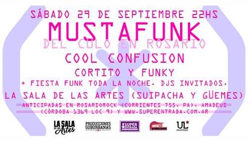 Mustafunk del CULO en Rosario