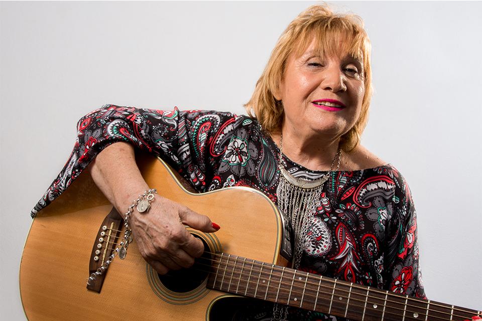 MARITÉ VIVAN canta en EL ALJIBE