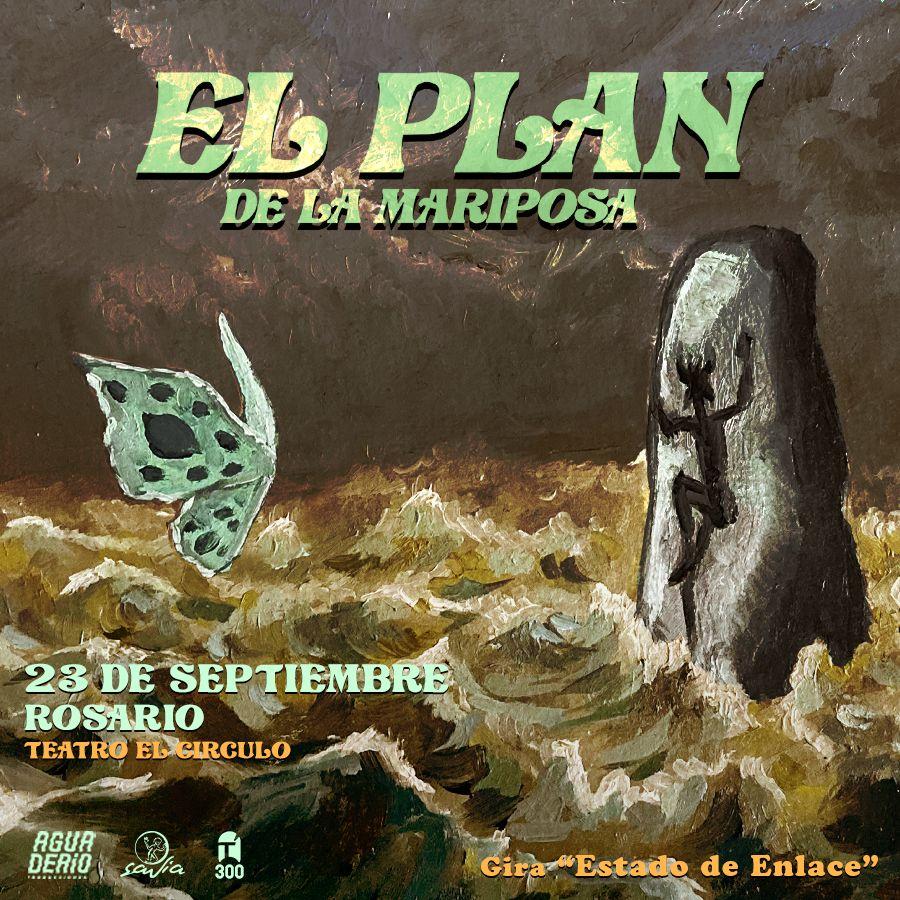 El Plan de la Mariposa vuelve a Rosario