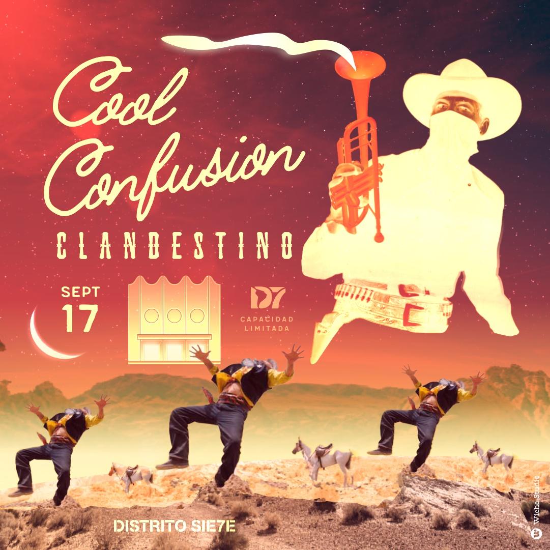 ¡Cool Confusion se reencuentra con los escenarios!