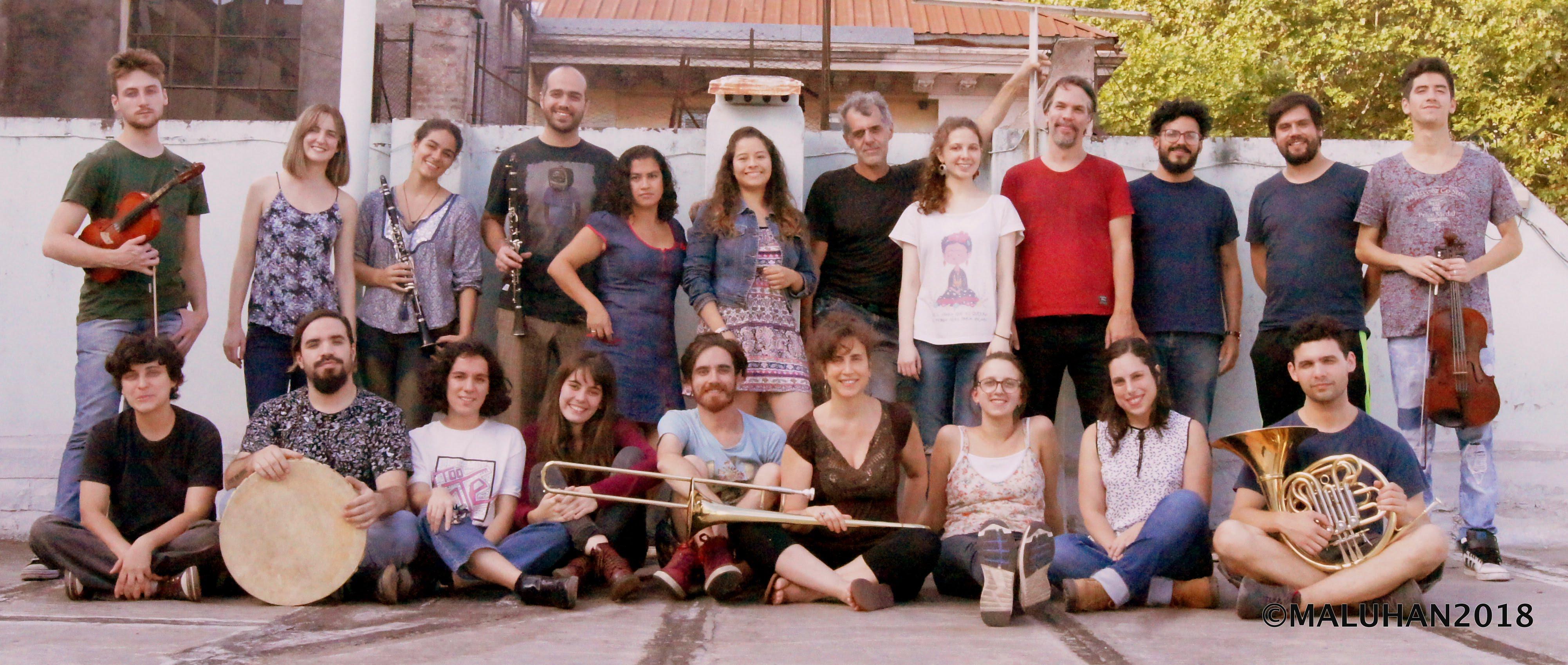 catalejorquesta: música para historietas