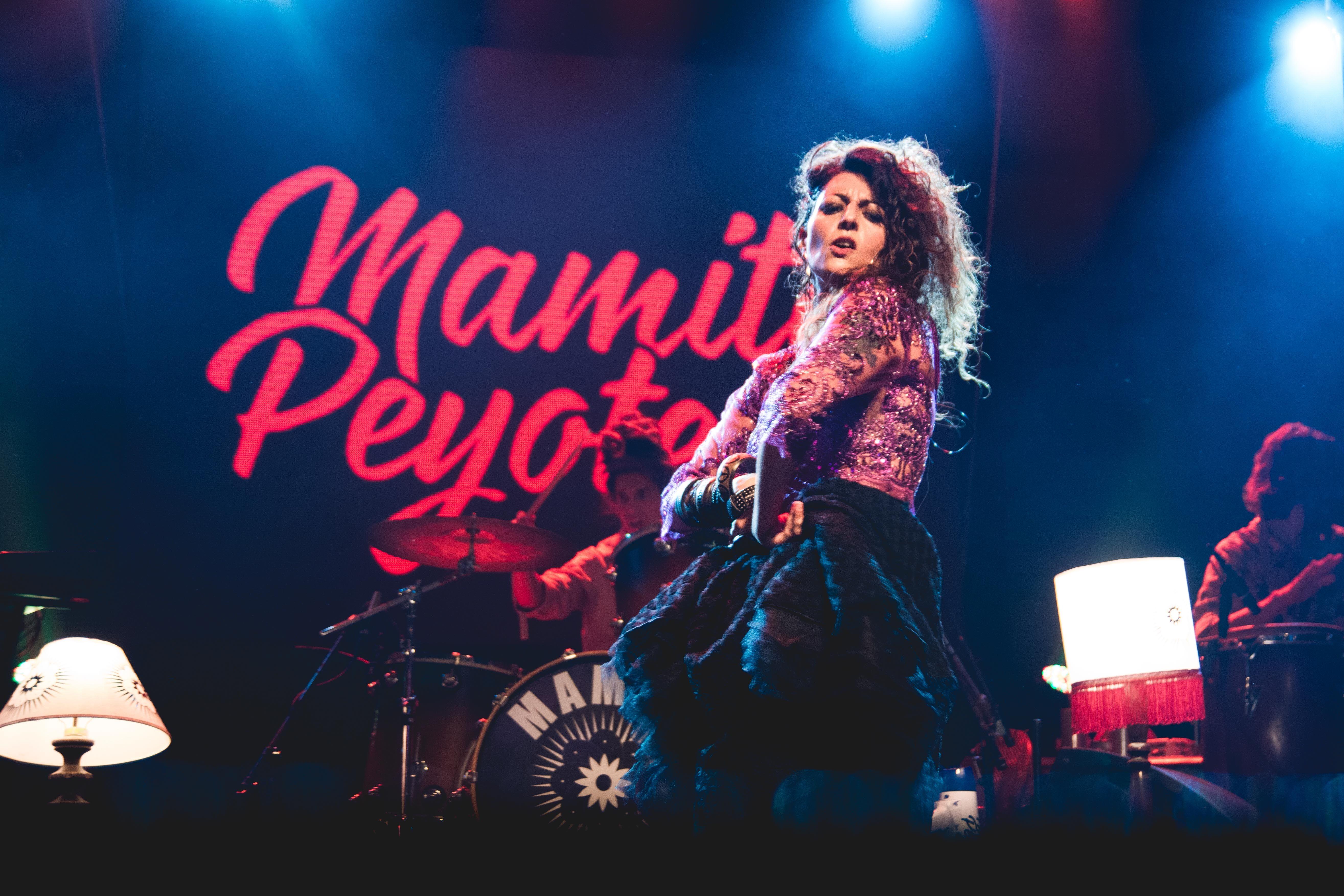 Mamita Peyote despide el año en Rosario