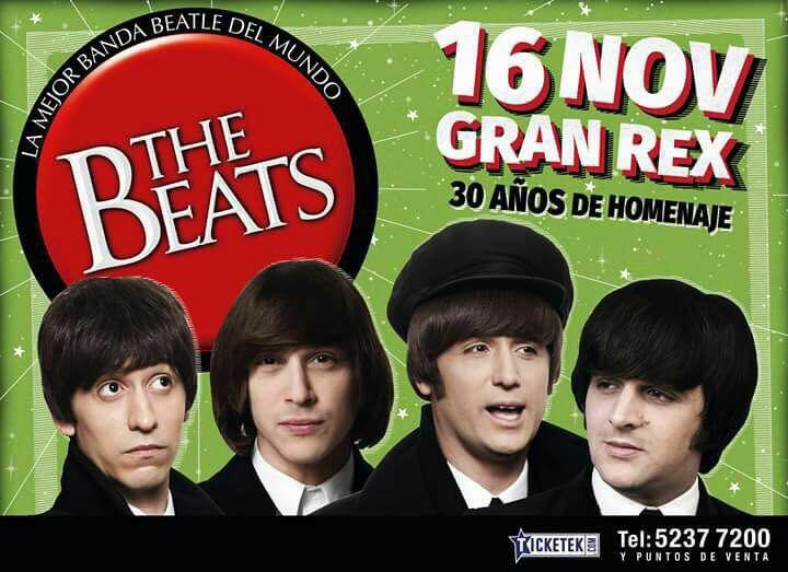The Beats 30 años de Homenaje