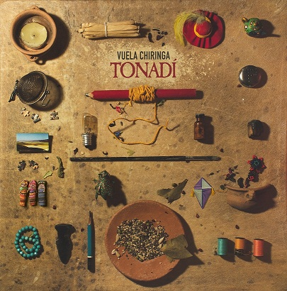 VUELA CHIRINGA presenta: TONADÍ, su primer disco