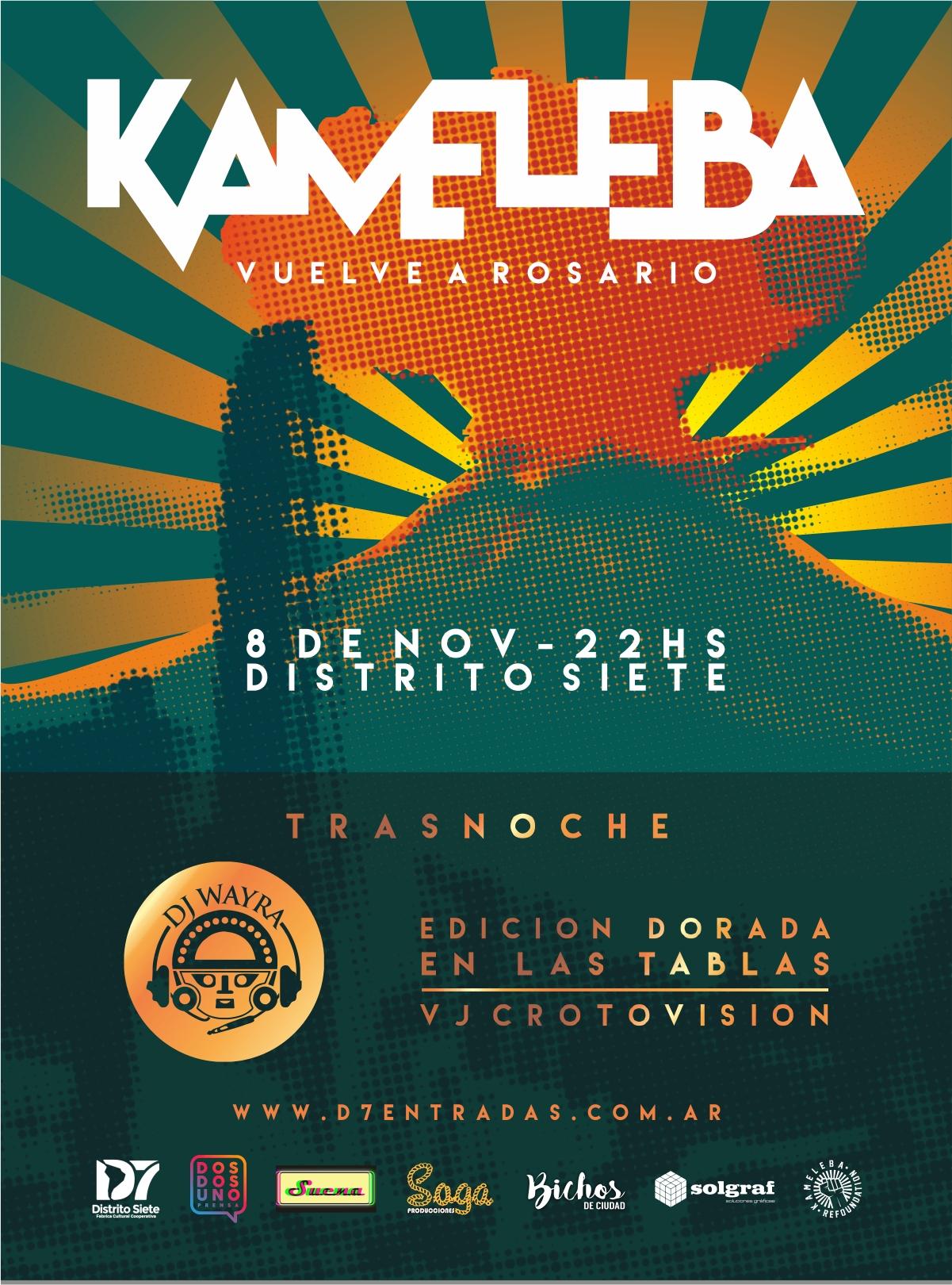 """Kameleba presenta """"El presente que queremos!"""""""
