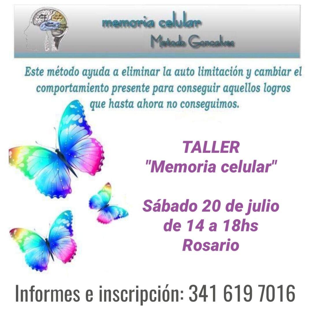 Curso Memoria Celular