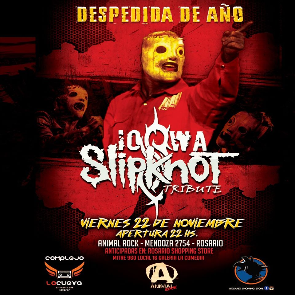 IOWA Despide el año en Rosario