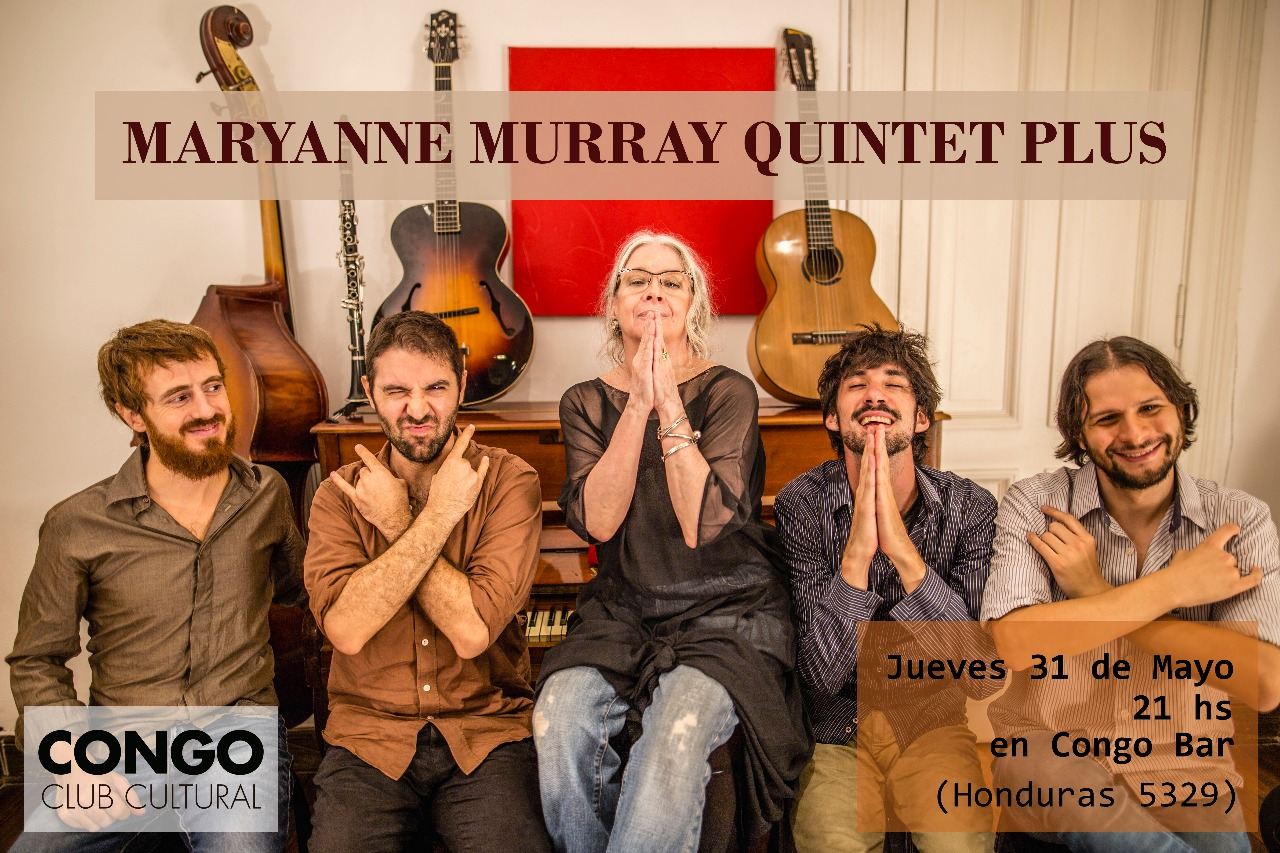 MARYANNE MURRAY QUINTET PLUS