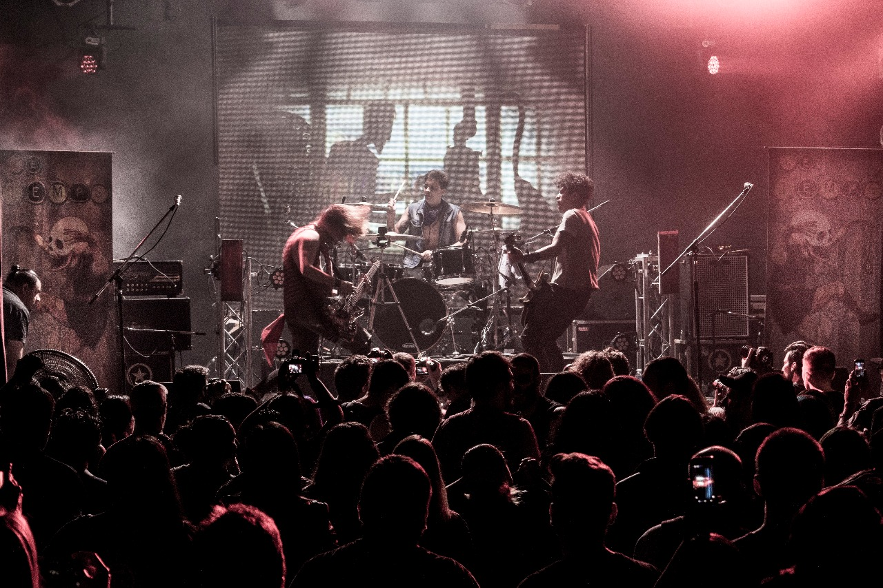 LE TEMPS ARGENTINA REGRESA A THE ROXY LIVE