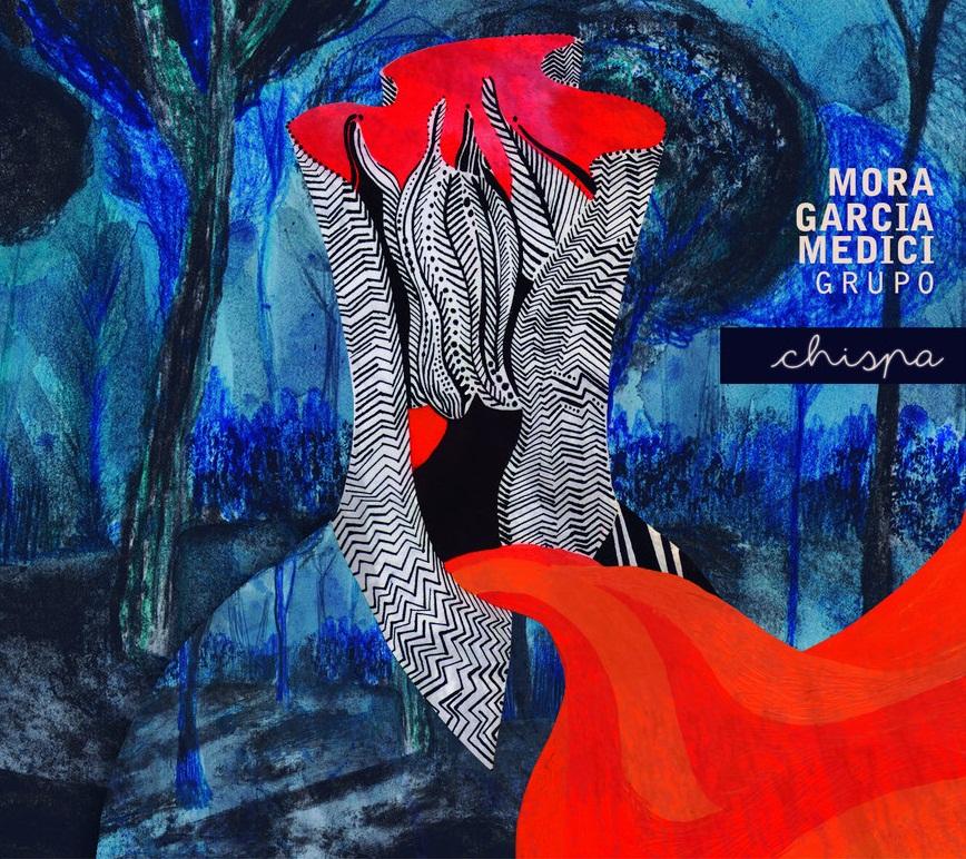 MORA GARCIA MEDICI GRUPO presenta su primer disco: CHISPA .