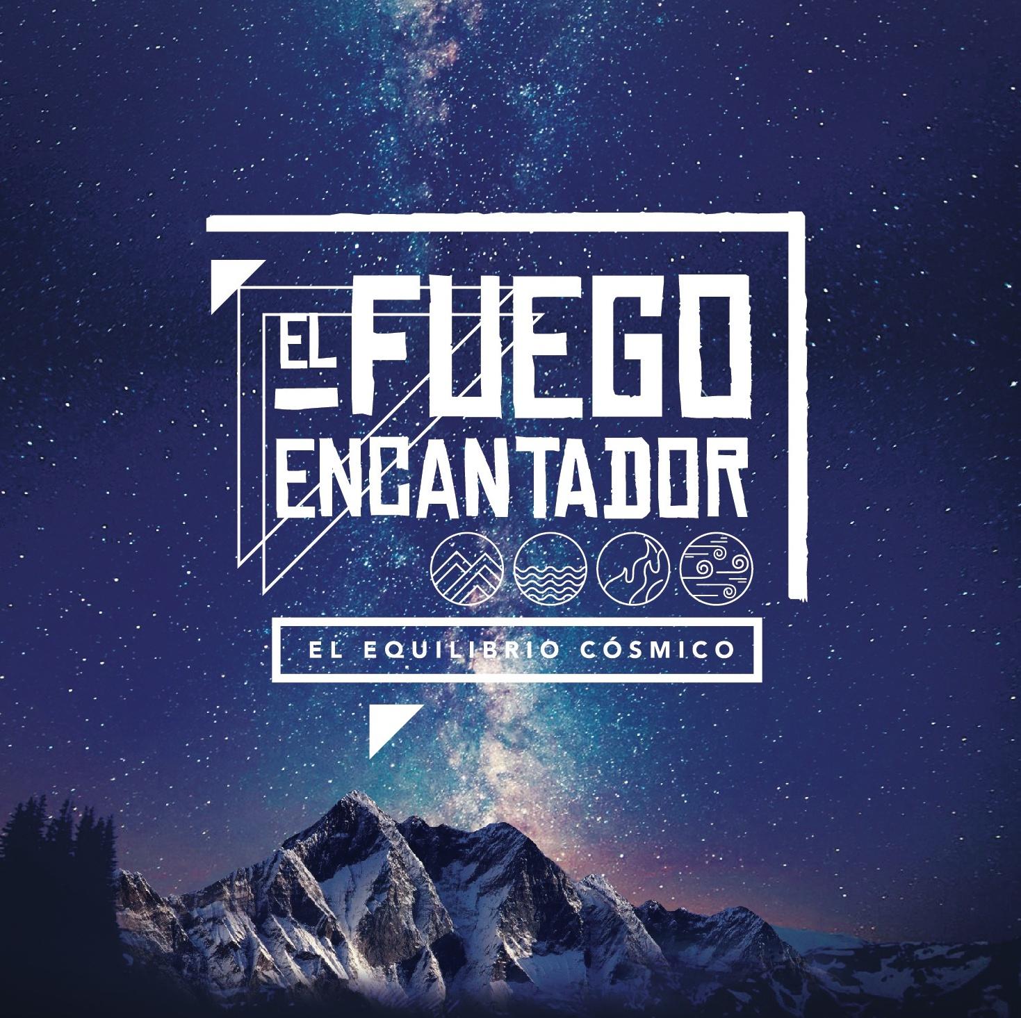 EL EQUILIBRIO CÓSMICO presenta: EL FUEGO ENCANTADOR