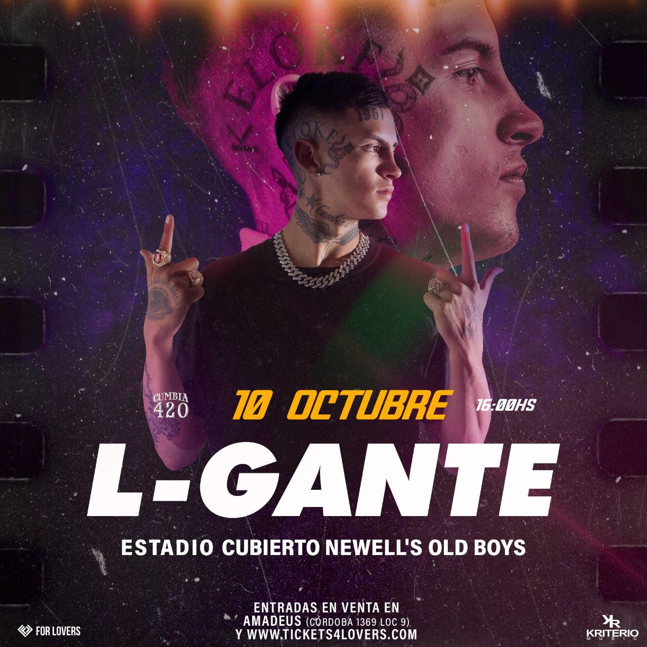 L-GANTE en Rosario