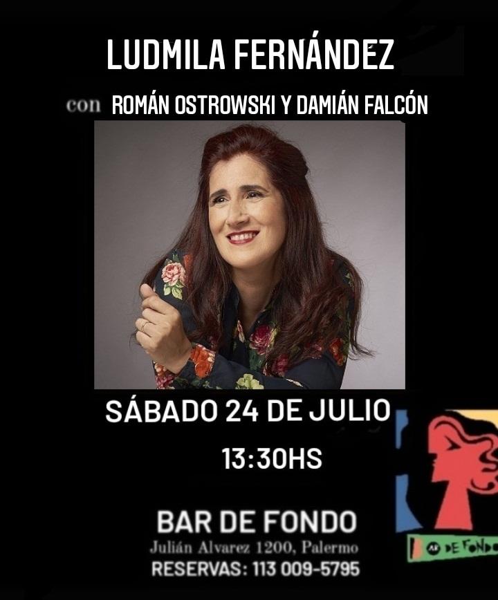 Ludmila Fernández EN CONCIERTO